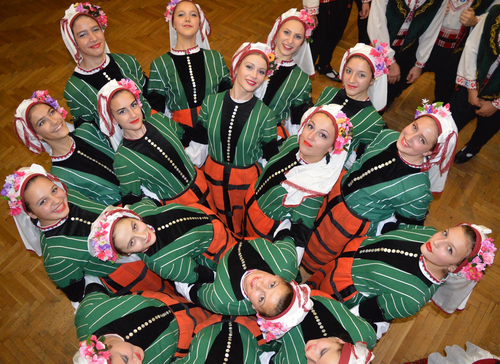 """Танцов ансамбъл """"Хоро"""" открива три нови групи за начинаещи от месец октомври 2018-та година"""