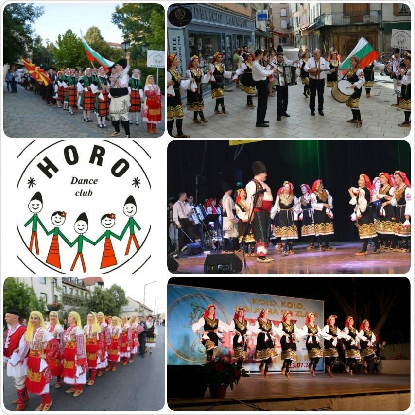 """Танцова школа към ансамбъл """"Хоро"""" отваря нови групи за начинаещи и напреднали"""